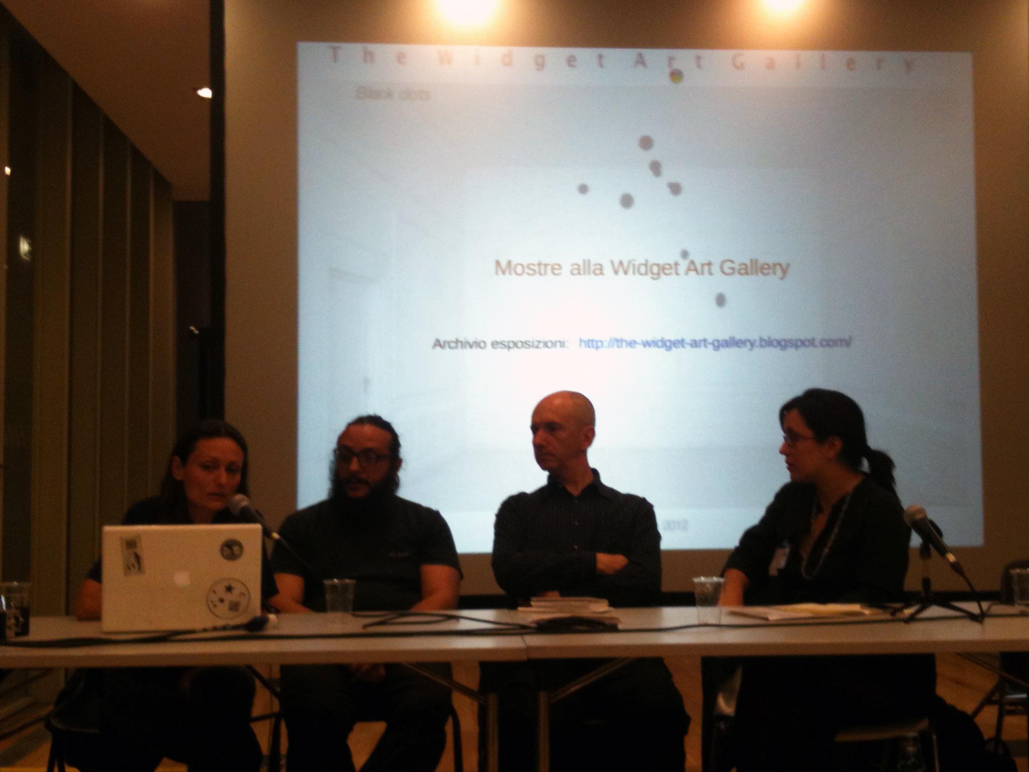 2012 / Art Publishing to the Future