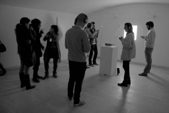 2013-14 / Corso in Pratiche Curatoriali e Arti Contemporanee
