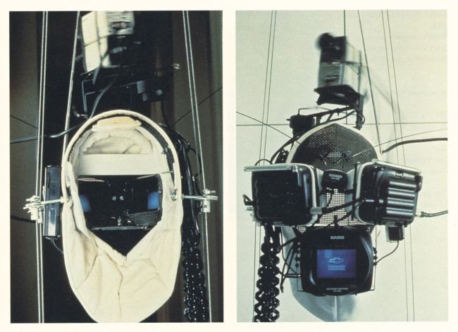 Vito Acconci, Virtual Intelligence Mask