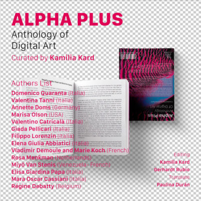 2017 / Alpha Plus. Anthology of Digital Art