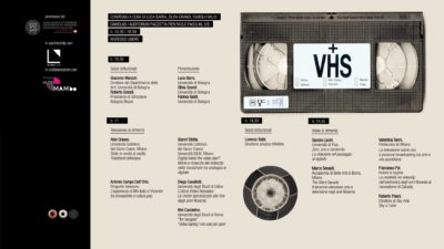 2019 / VHS+ 1995-2000- Video e Televisione tra analogico e digitale