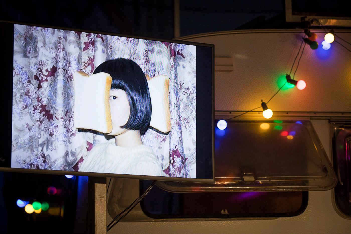 """Presentazione """"Memestetica. Il settembre eterno dell'arte"""" (Nero, 2020), Short Theatre, Roma - foto Claudia Pajeswki"""