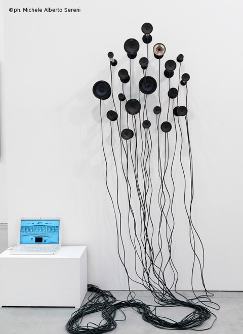 2011 / Roberto Pugliese. Soniche Vibrazioni Computazionali