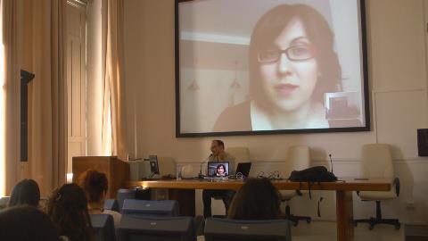2011 / Incontri in Rete. Arte e cultura nel cyberspazio