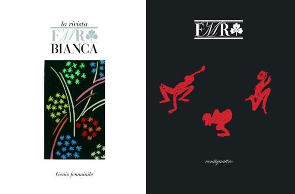 2008 / FMR e La Rivista FMR Bianca