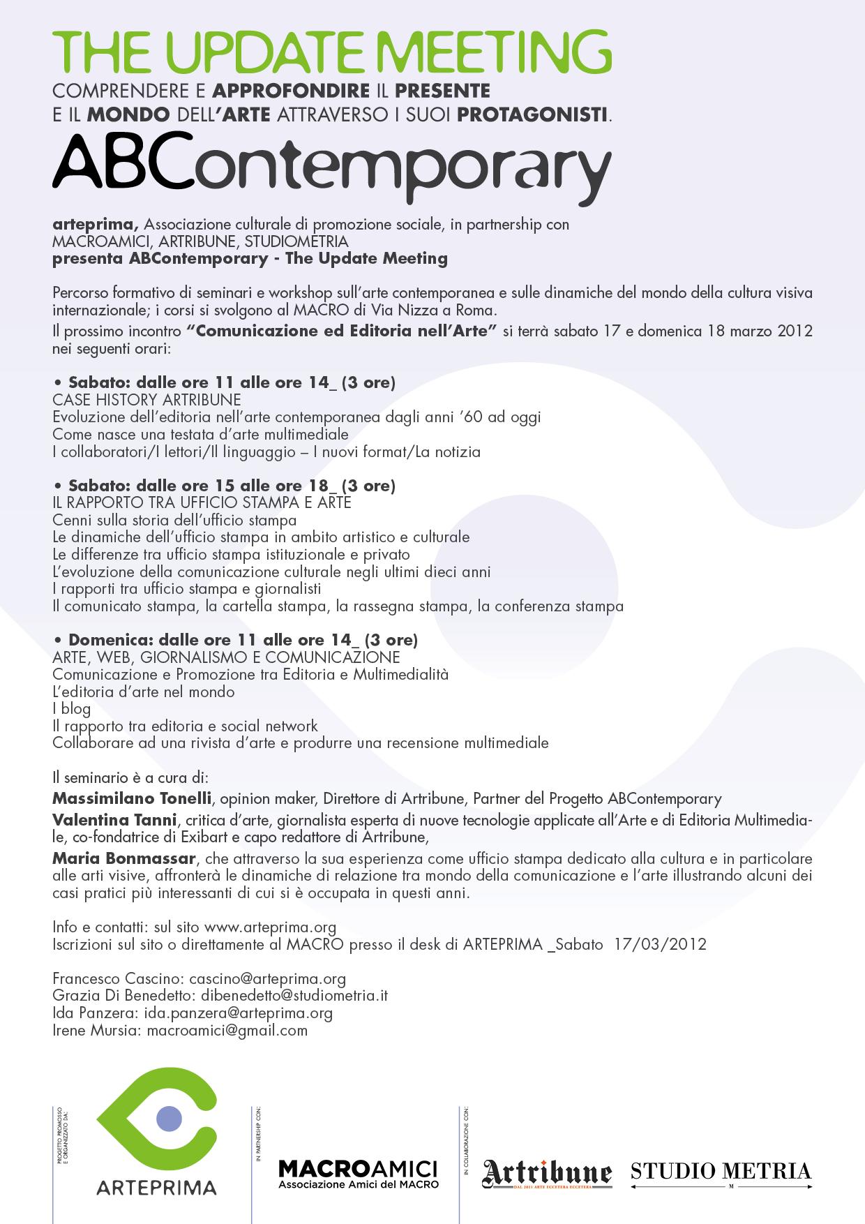2012 / ABC Contemporary