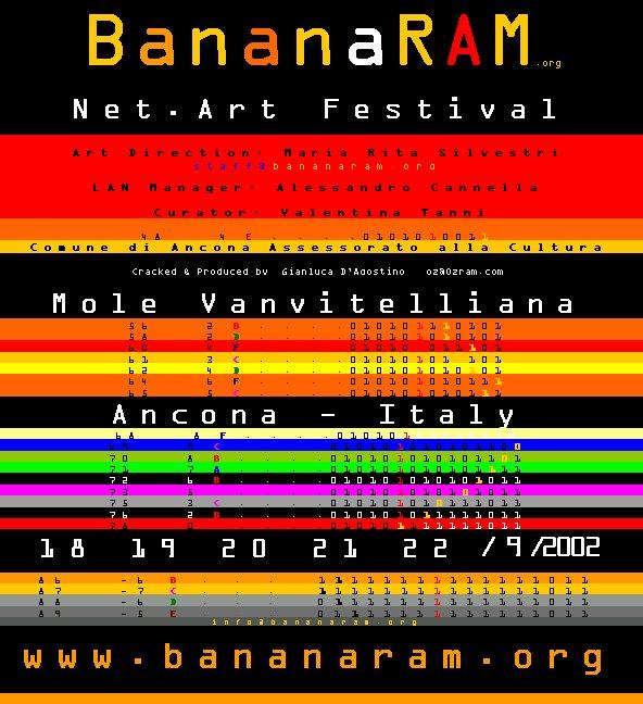 2002 / BananaRAM