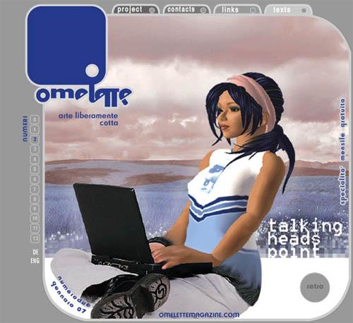 2007/ Omelette Magazine