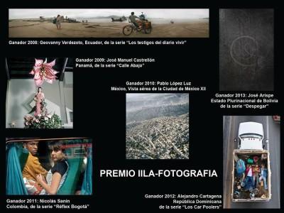2010-2013 / Premio Fotografia IILA