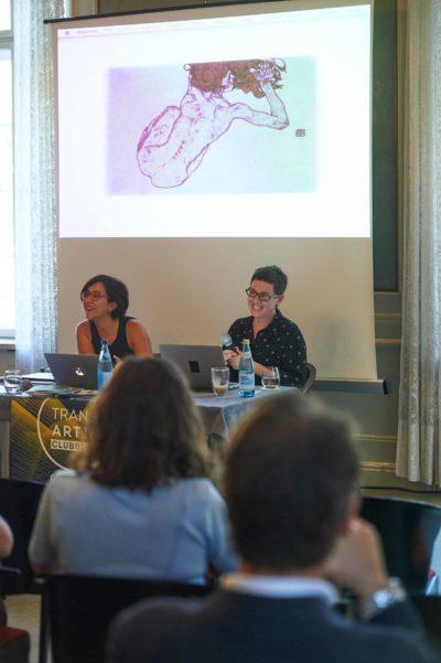 2018 / Transart. A Talk on Digital Arts
