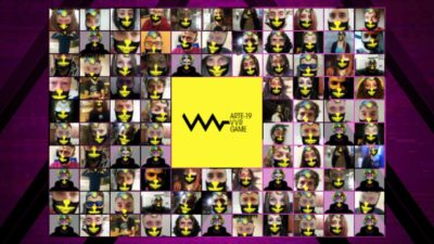 2020 / Arte-19 | Virus Virtual Reality Game
