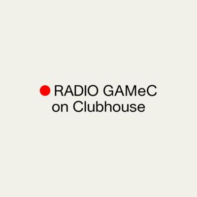 2021 / Radio Gamec @ Clubhouse – Arte, cultura, digitale