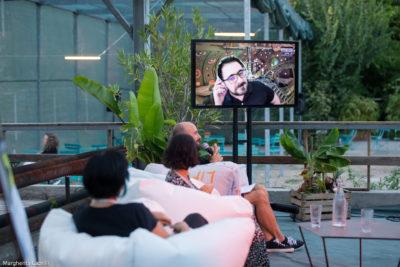 2021 / Garden Ars Electronica: Data Tour D'Italie