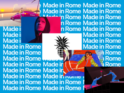 2021 / Apple – Made in Rome